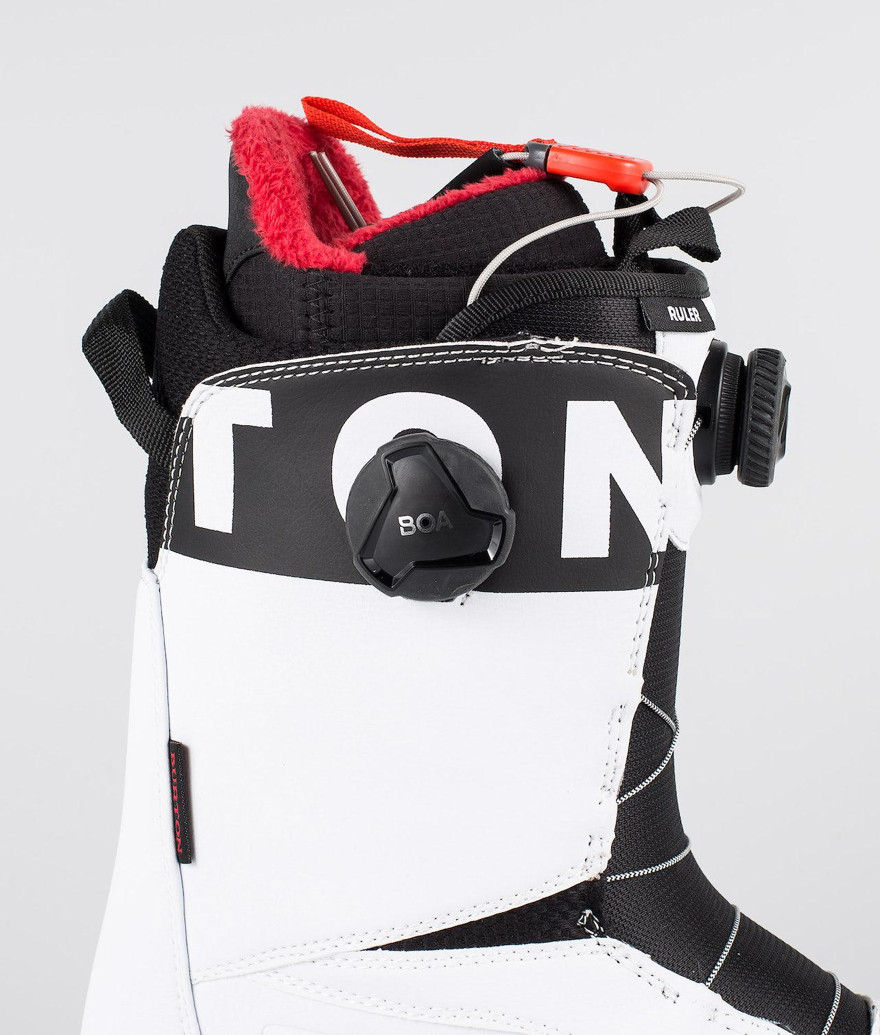 Kjøp Ruler Boa Boots fra Burton på Ridestore.no - Hos oss har du alltid fri frakt, fri retur og 30 dagers åpent kjøp!