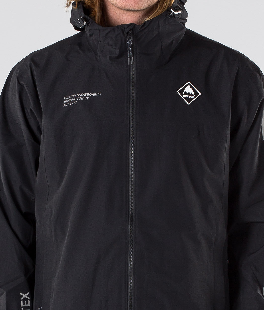 Buy Gore Tex Packrite Slim Snowboard Jacket from Burton at Ridestore.com - Always free shipping, free returns and 30 days money back guarantee