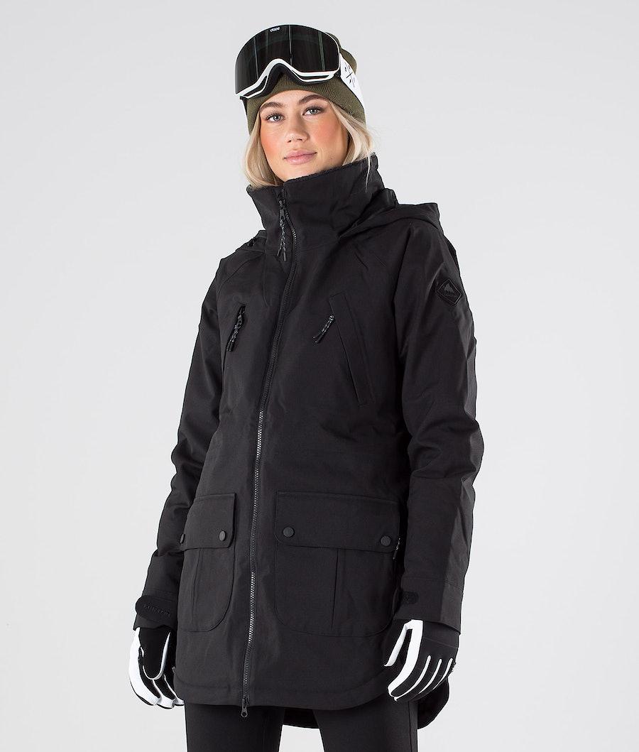 Burton Prowess Snowboard Jacket True Black