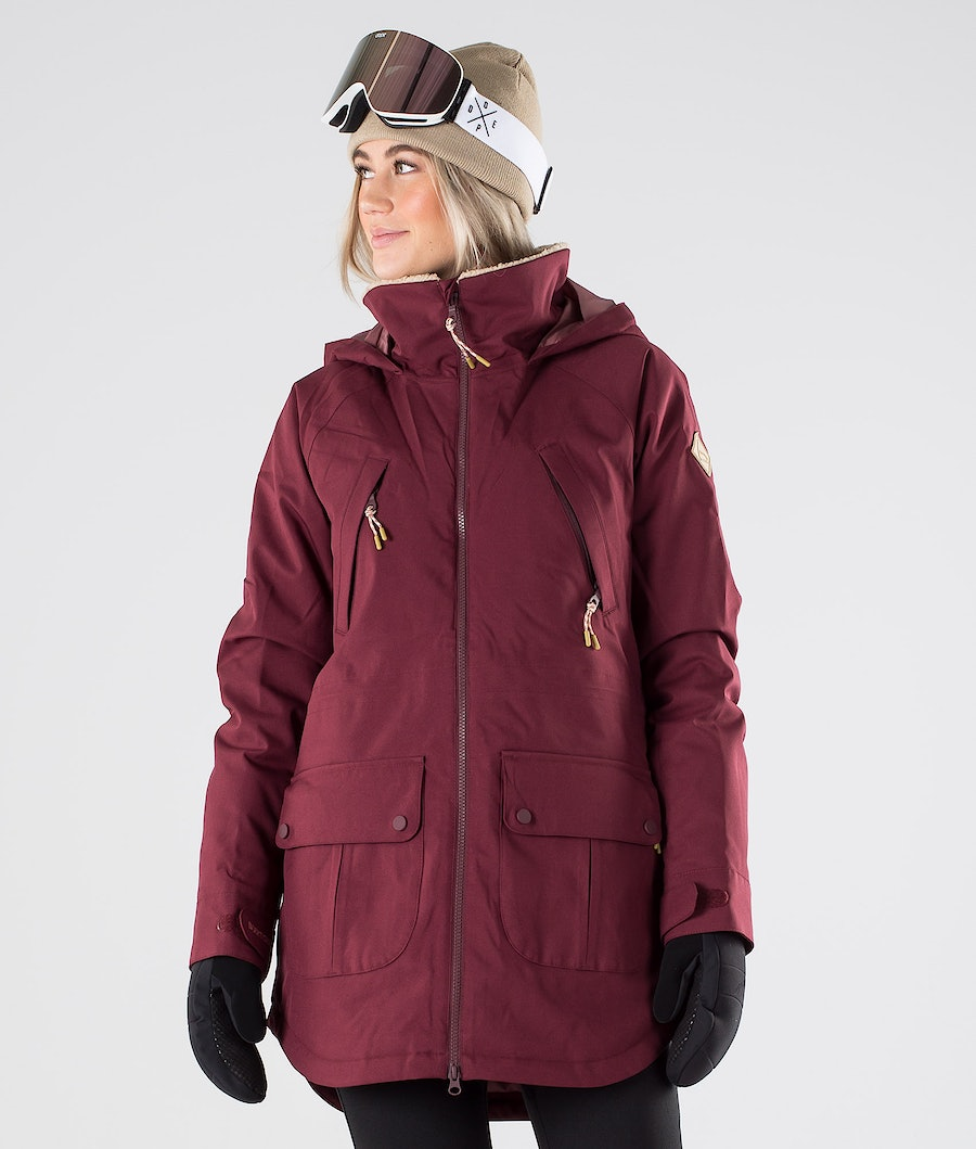 Burton Prowess Snowboard Jacket Port Royal