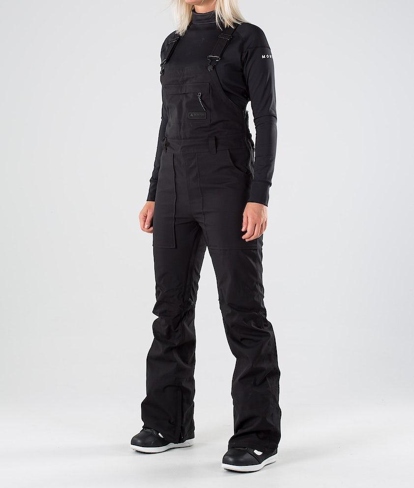Burton Avalon Bib Snowboardhose True Black