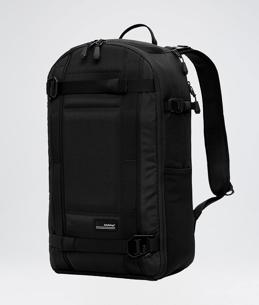 Douchebags The Backpack Veske Snow Black Out