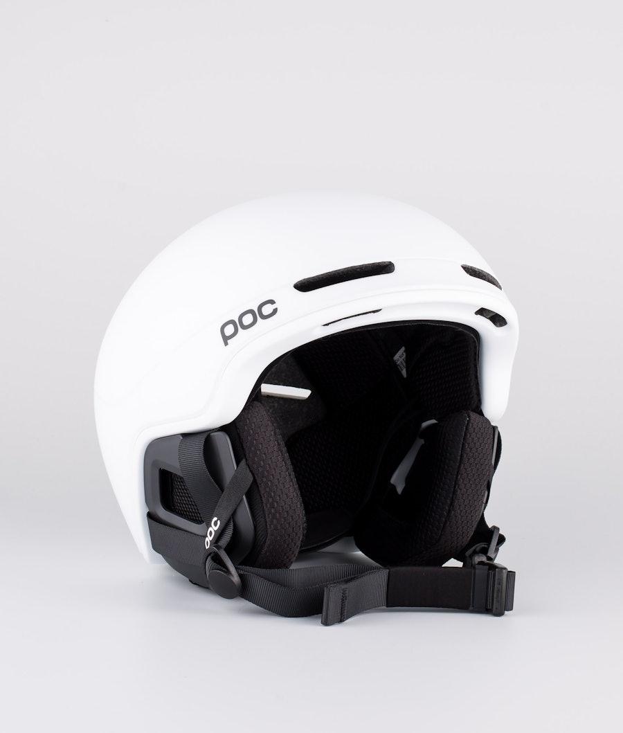 Poc Obex Pure Casque de Ski Hydrogen White