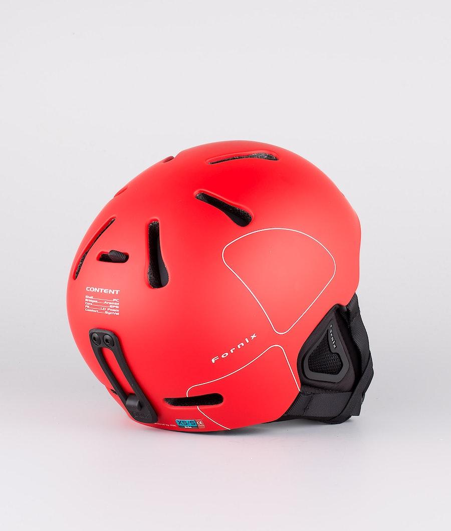 Poc Fornix Casque de Ski Prismane Red