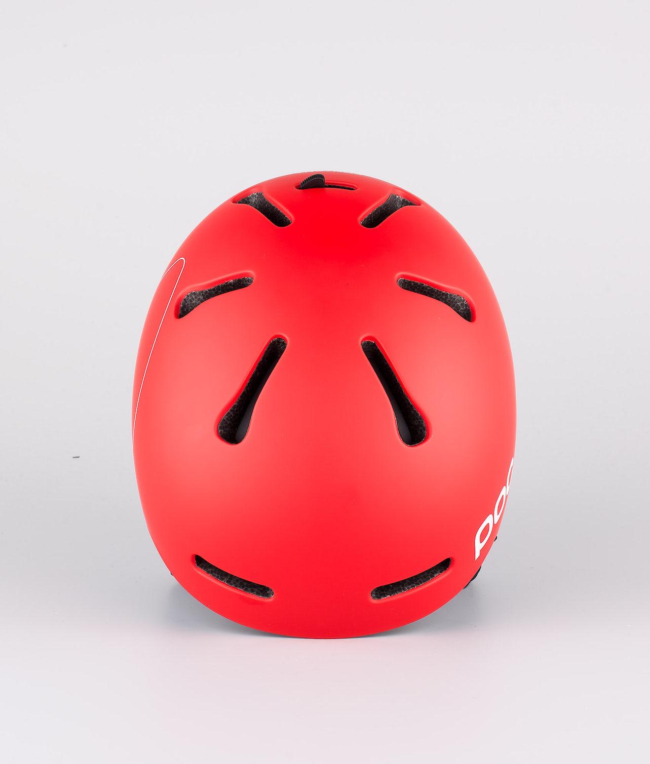 Poc Fornix Skihelm Prismane Red