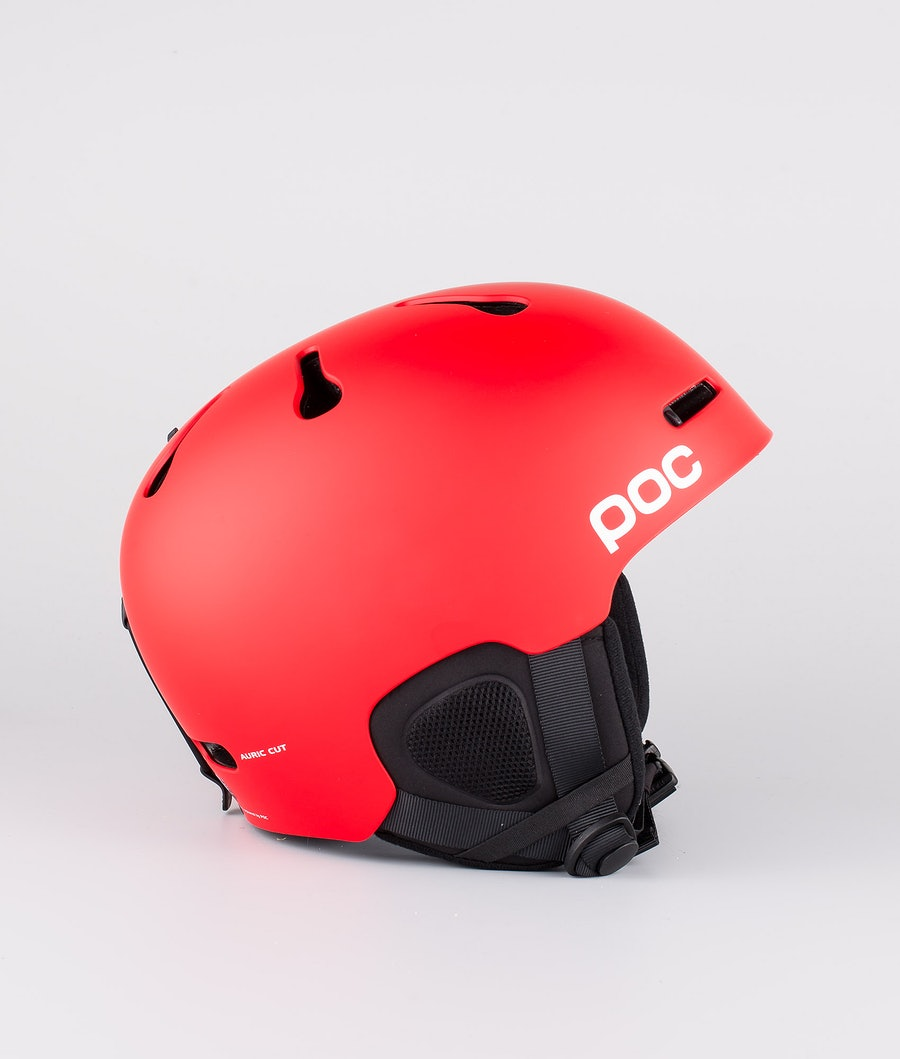 Poc Auric Cut Skihelm Prismane Red