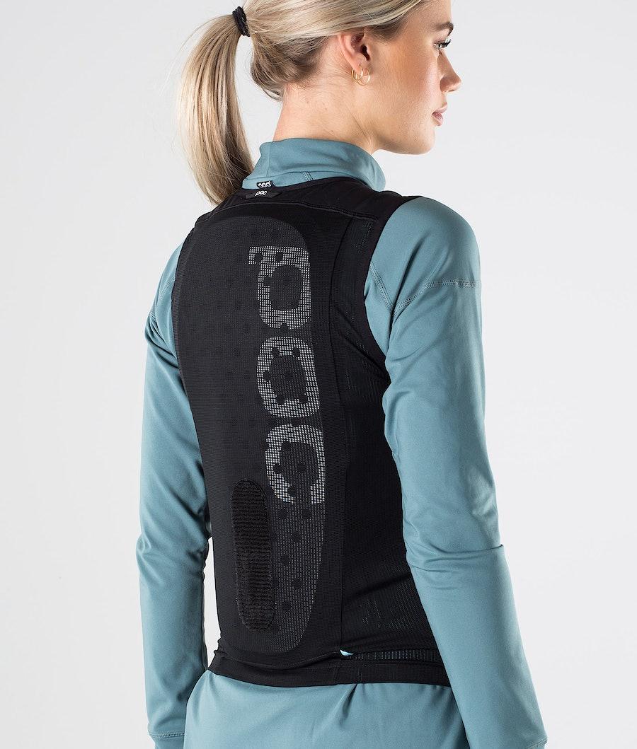Poc Spine VPD Air WO Vest Slim Protektor Damen Uranium Black