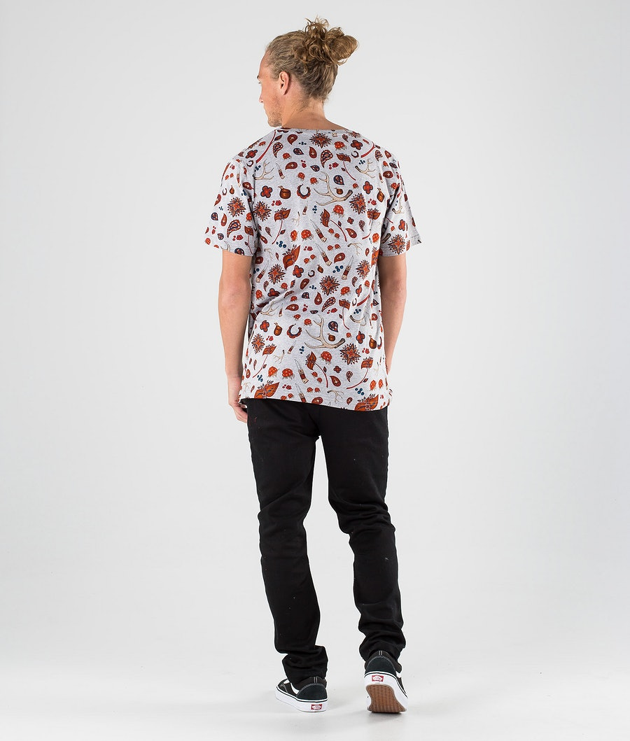 SQRTN Made In T-shirt Sapmi Grey