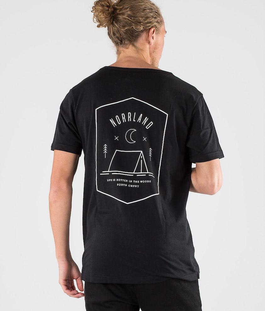 SQRTN Tent Pocket T-shirt Black