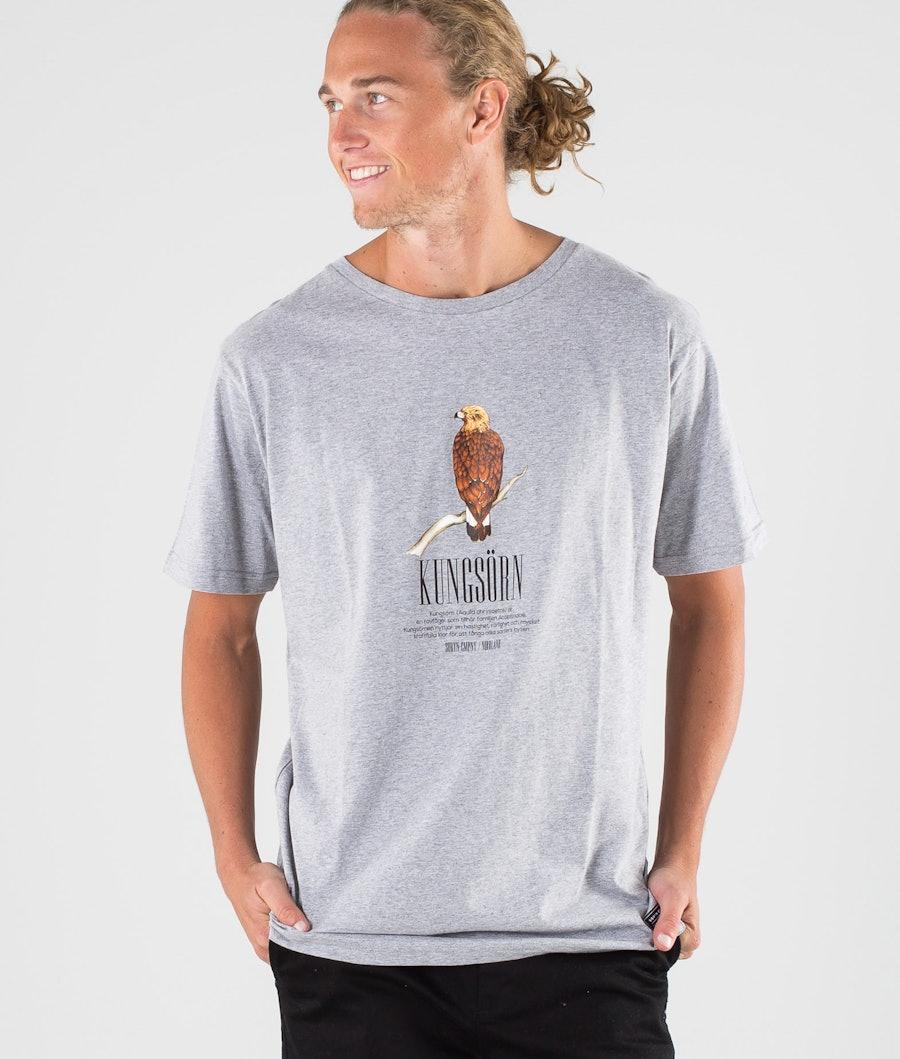 SQRTN Kungsörn T-shirt Heather Grey
