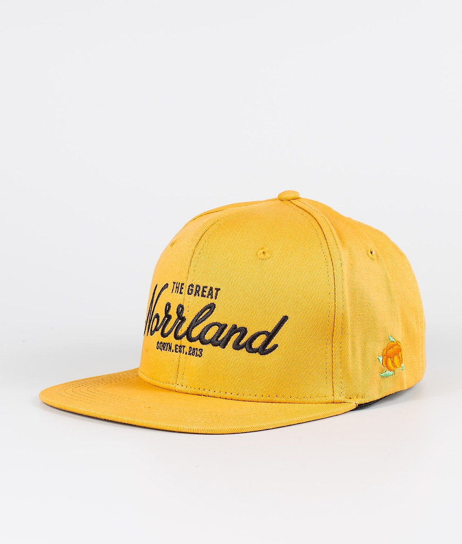 SQRTN Great Norrland Caps Mustard