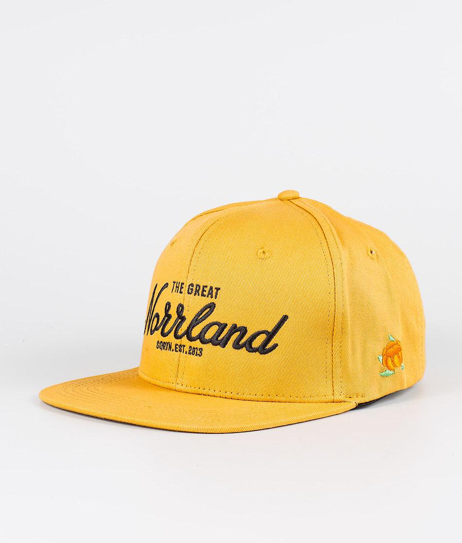 SQRTN Great Norrland Cap Mustard