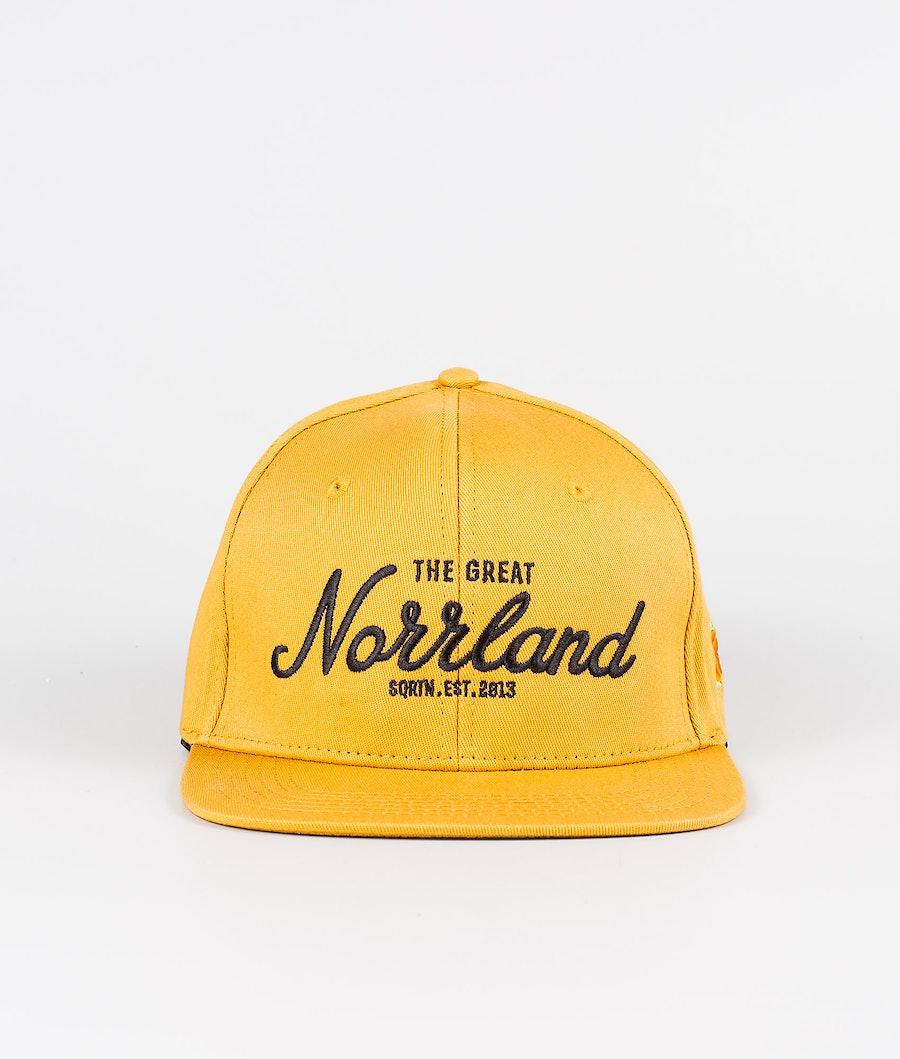 SQRTN Great Norrland Keps Mustard
