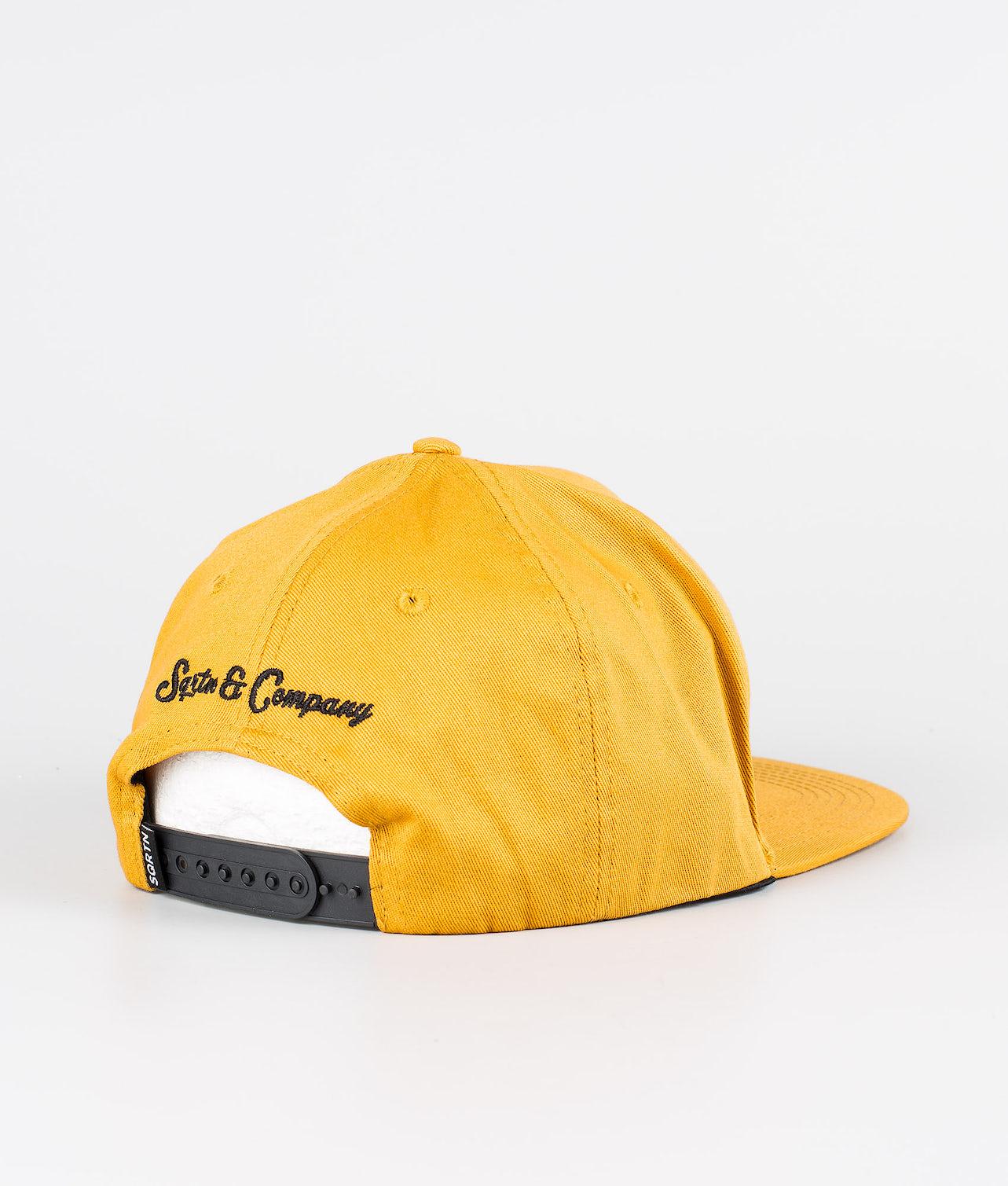 SQRTN Great Norrland Caps Mustard