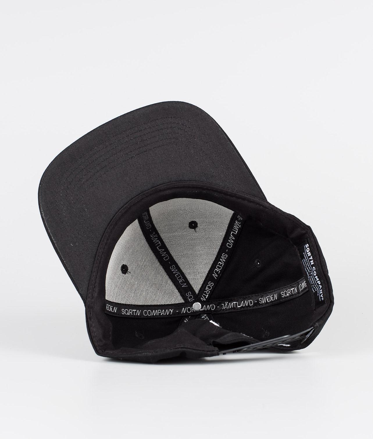 SQRTN Silence 2 Caps Black