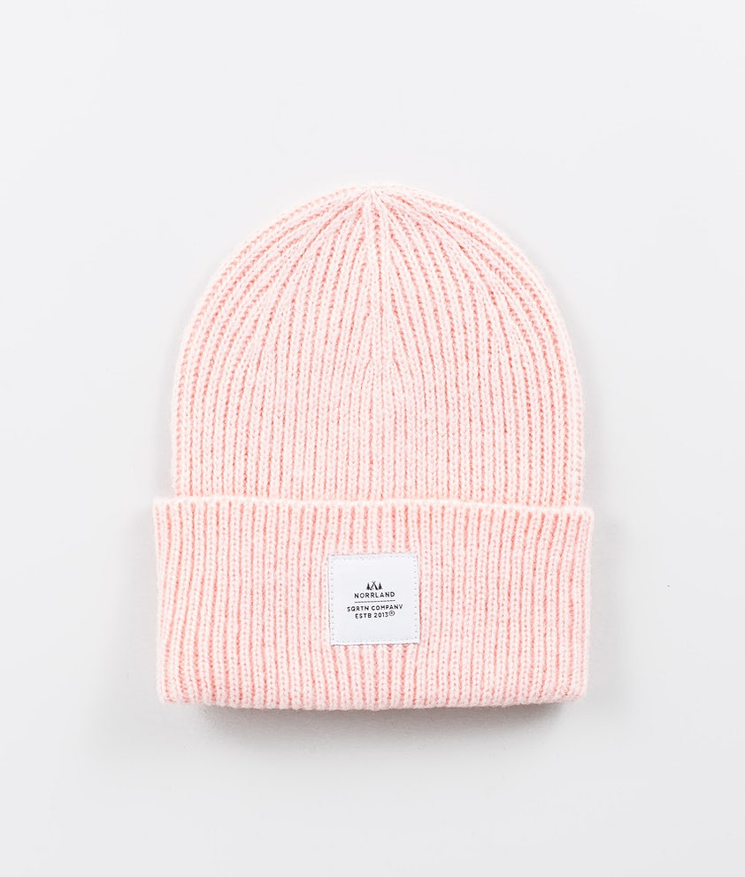 SQRTN Wood Raw Bonnet Light Pink