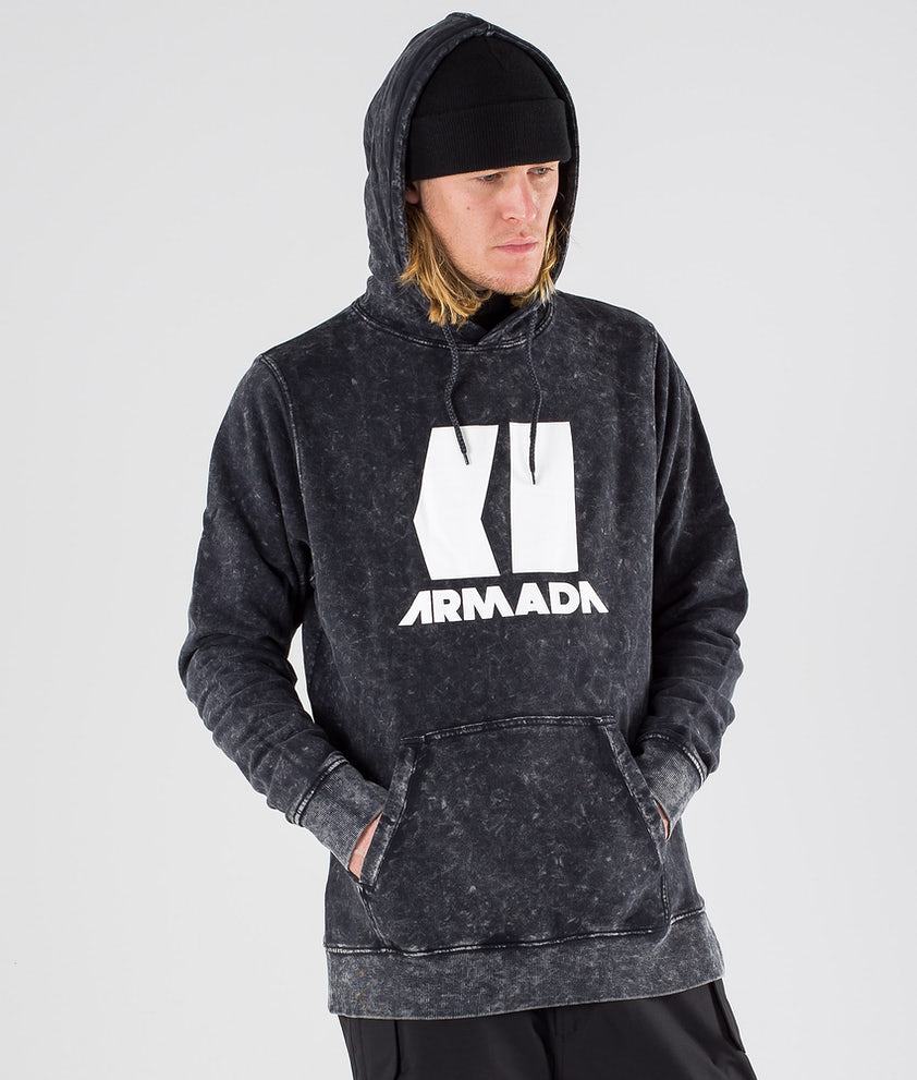 Armada Icon Hood Black Enzyme