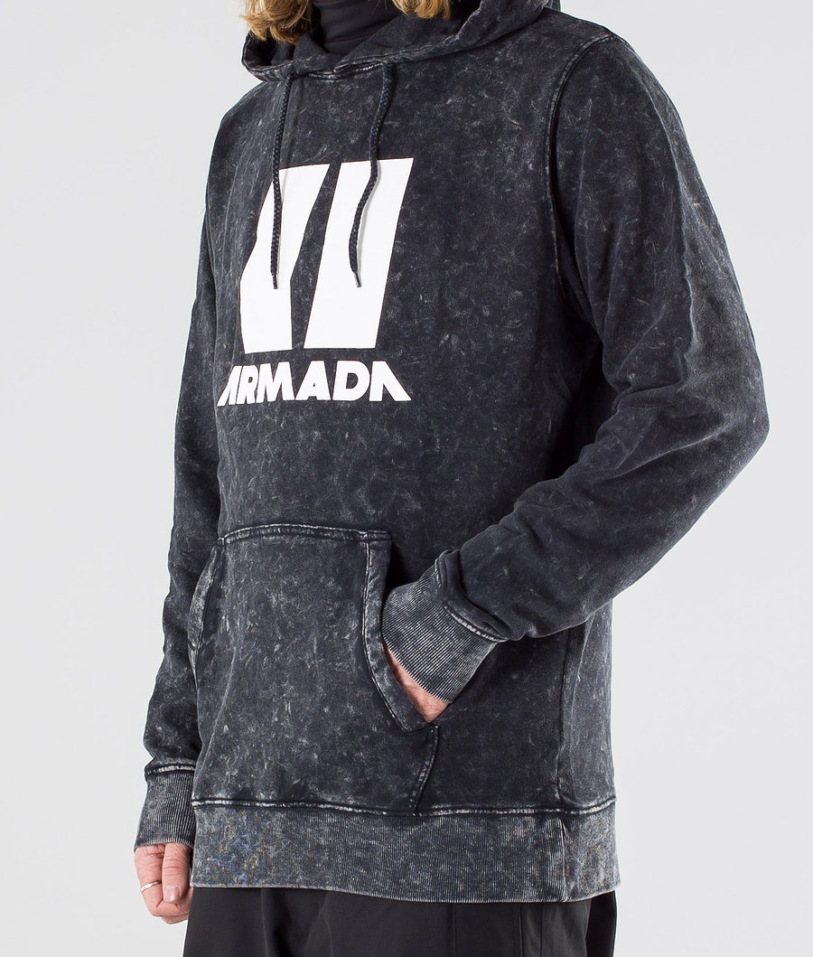 Armada Icon Hood Black Enzyme