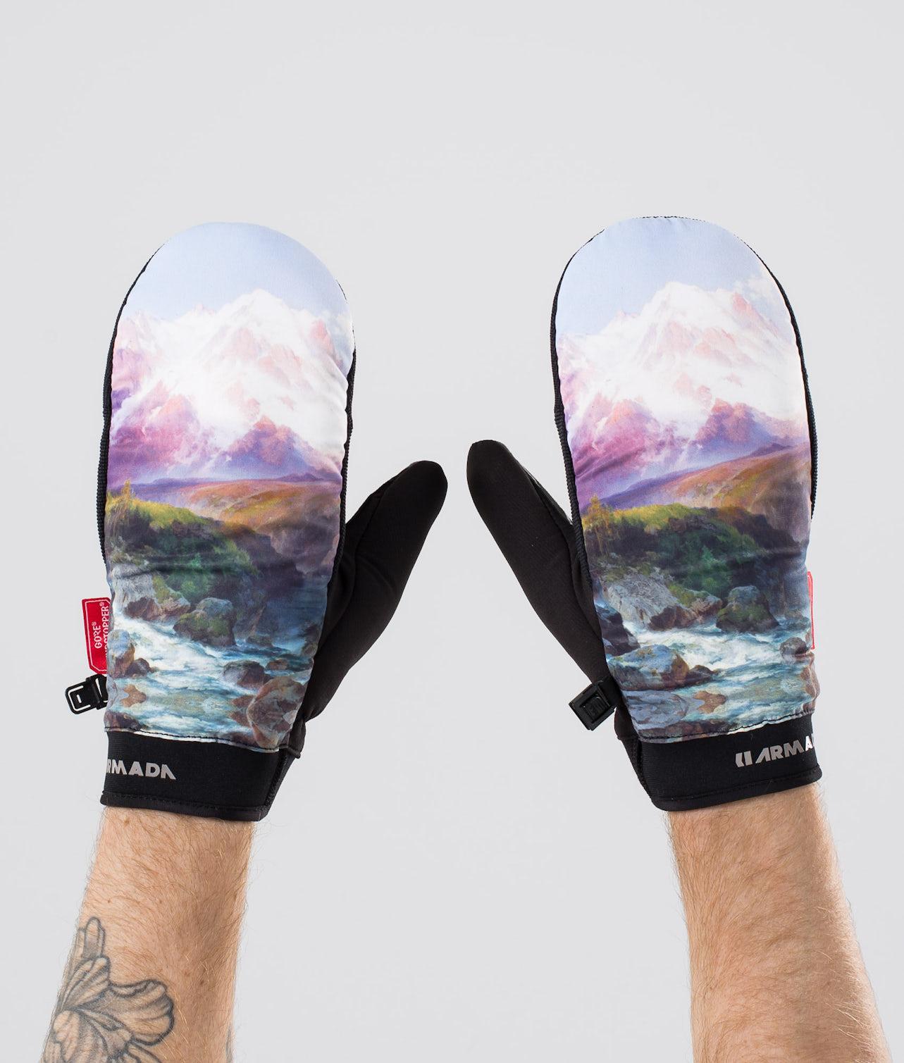 Buy Carmel Ski Gloves from Armada at Ridestore.com - Always free shipping, free returns and 30 days money back guarantee