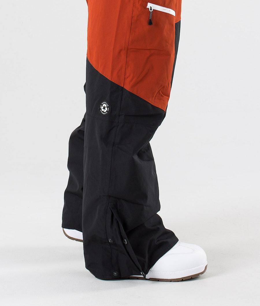 Picture Alpin Snow Pants Black Brick