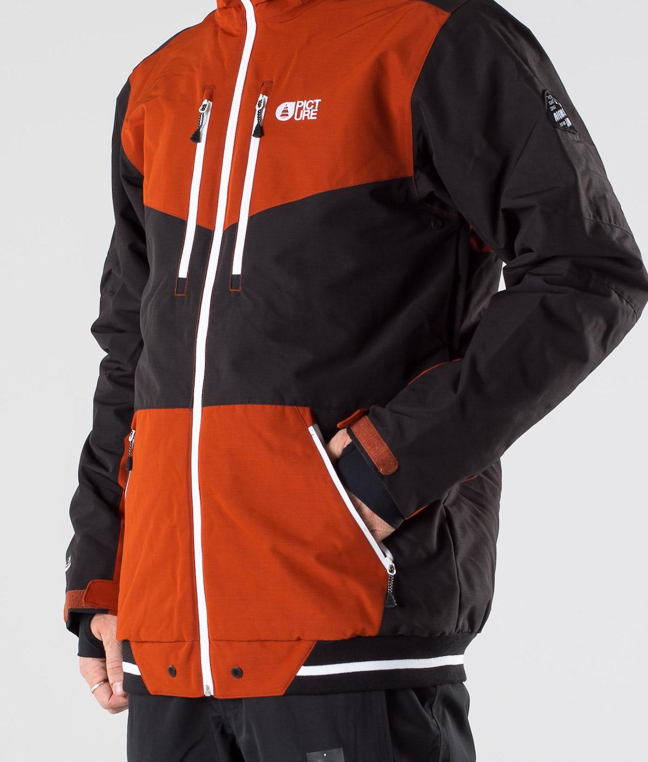 Kjøp Panel Snowboardjakke fra Picture på Ridestore.no - Hos oss har du alltid fri frakt, fri retur og 30 dagers åpent kjøp!