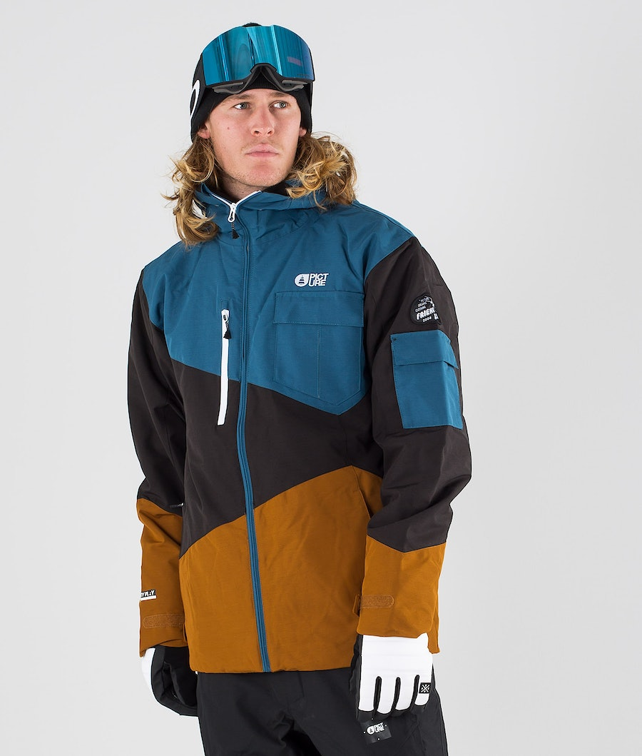 Picture Styler Snowboard Jacket Camel