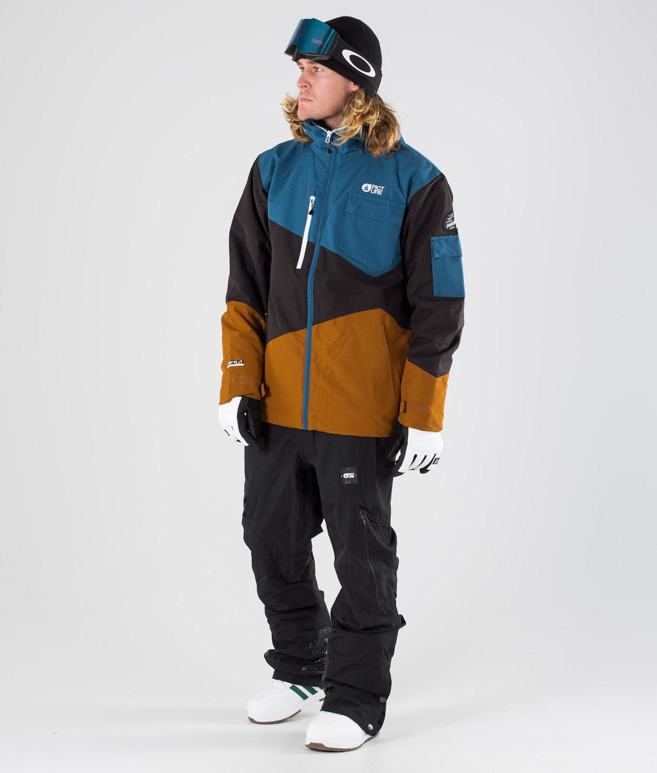 Kjøp Styler Snowboardjakke fra Picture på Ridestore.no - Hos oss har du alltid fri frakt, fri retur og 30 dagers åpent kjøp!