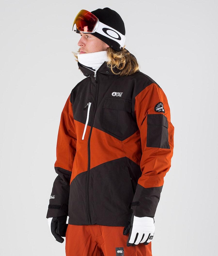 Picture Styler Snowboard jas Brick