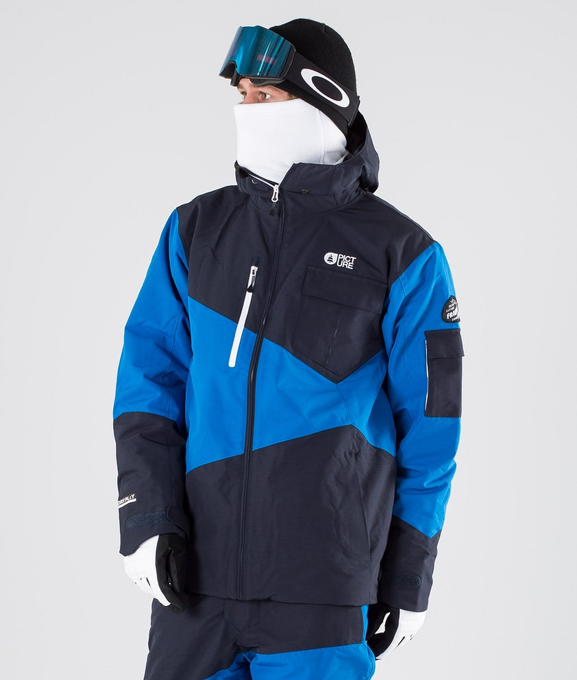 Picture Styler Snowboard Jacket Blue