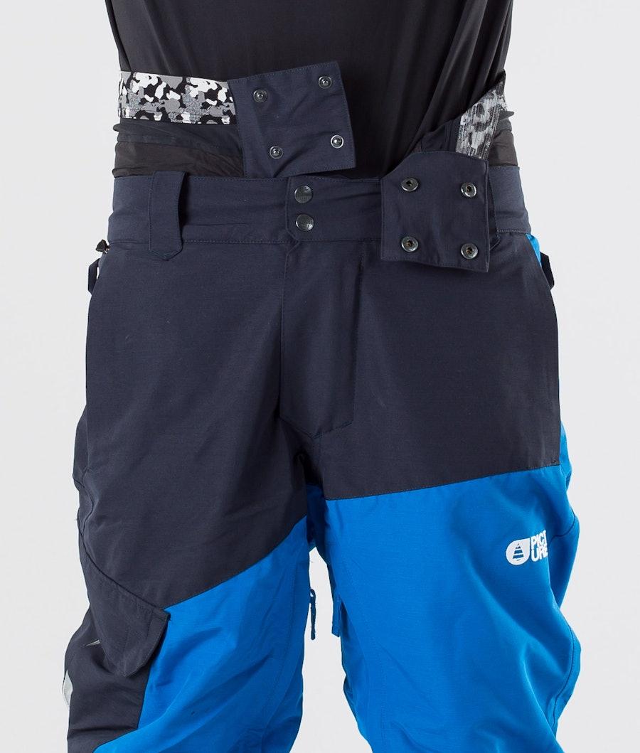 Picture Panel Snowboardbyxa Blue