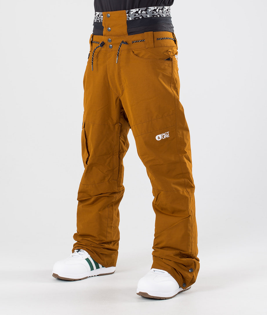 Picture Under Pantalon de Snowboard Camel