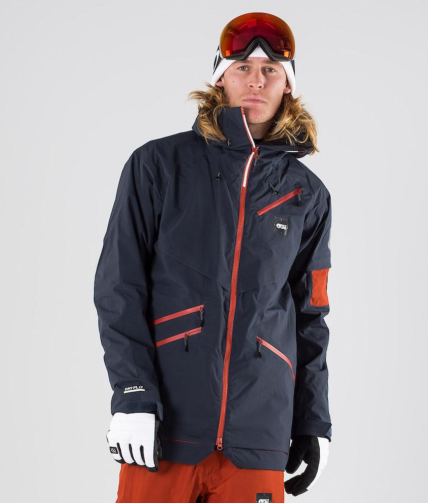 Picture Zephir Snowboard Jacket Dark Blue