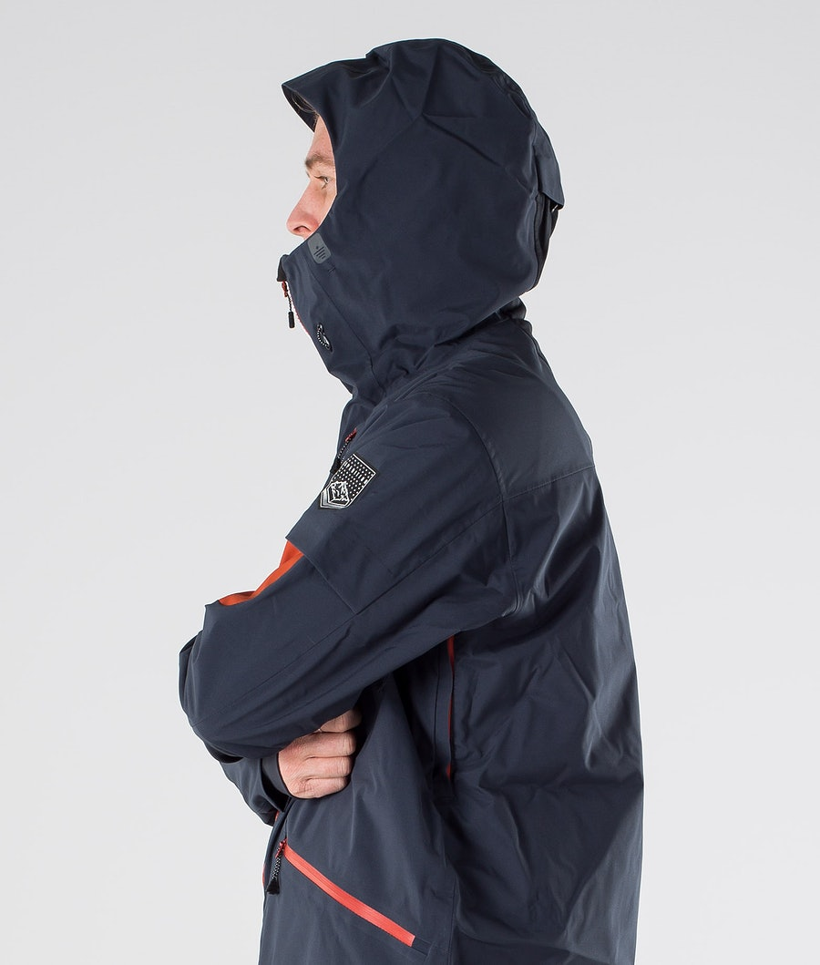 Picture Zephir Snowboard Jacket Dark Blue