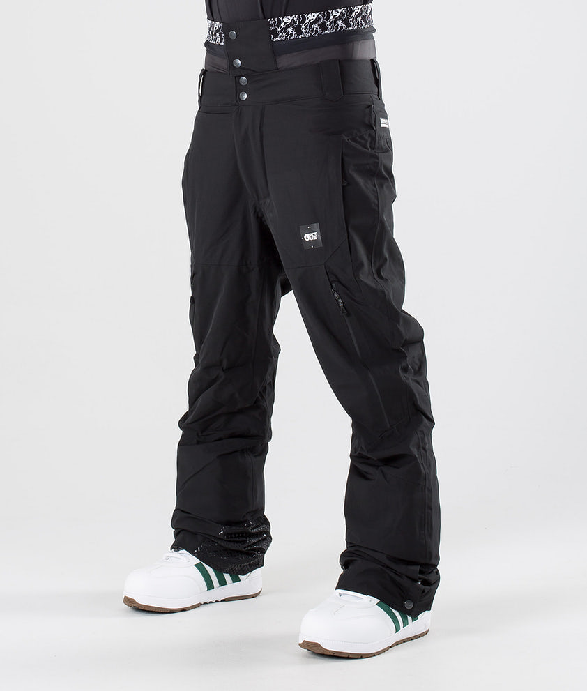 Picture Object Snow Pants Black