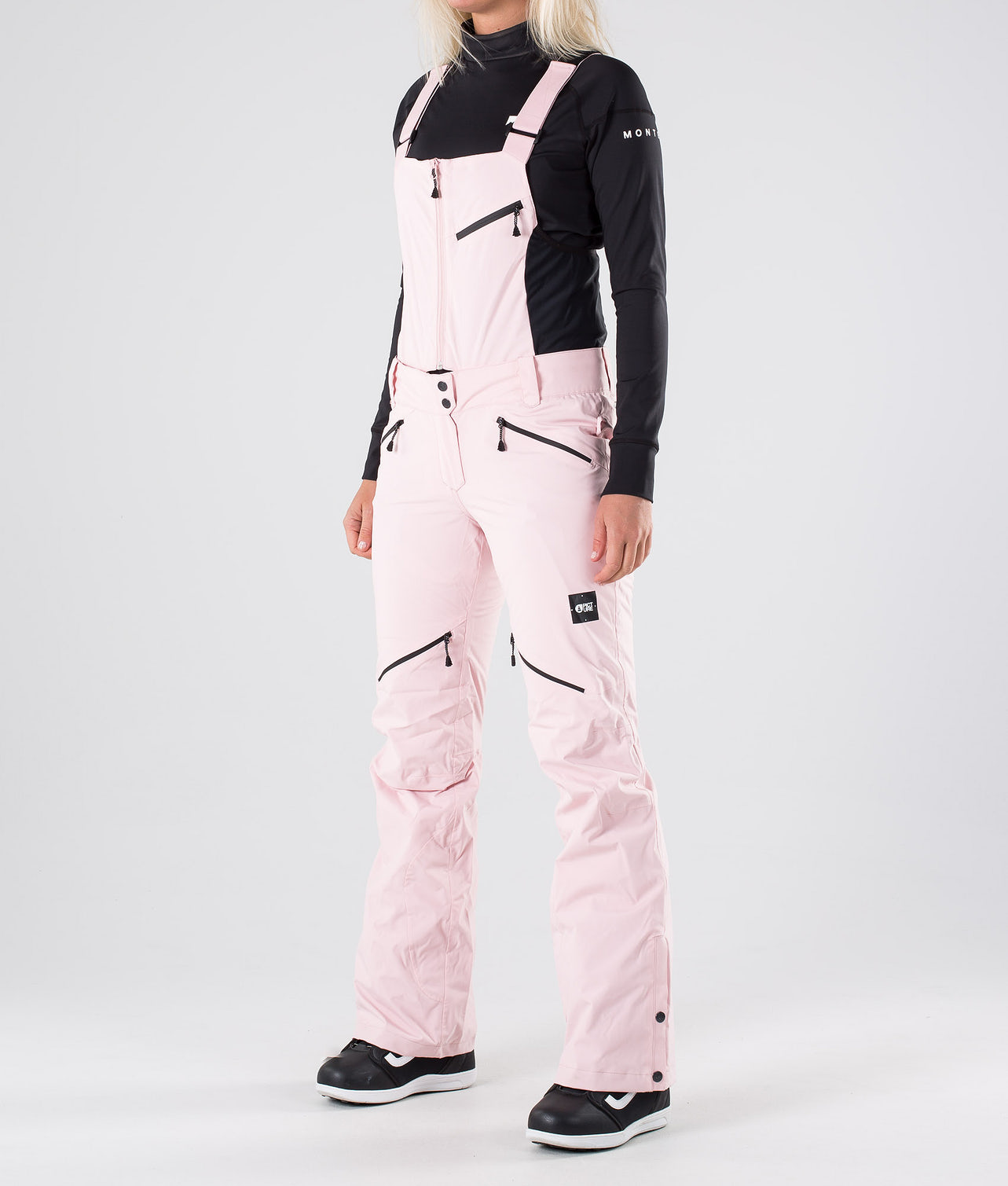Kjøp Haakon Bib Snowboardbukse fra Picture på Ridestore.no - Hos oss har du alltid fri frakt, fri retur og 30 dagers åpent kjøp!
