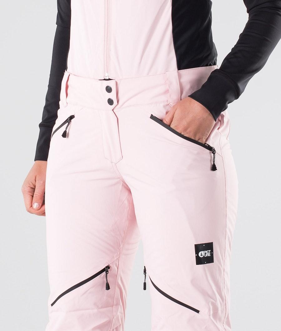 Picture Haakon Bib Women's Snow Pants Pink