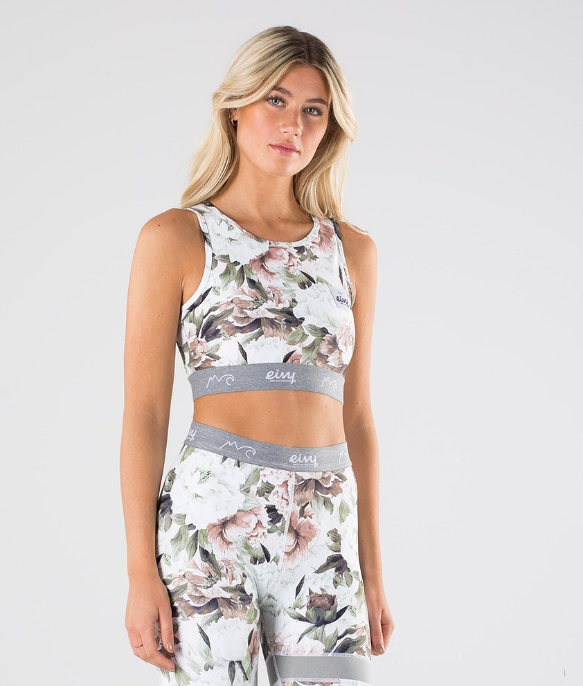 Eivy Cover Up Sports Bra Tank-Top Bloom