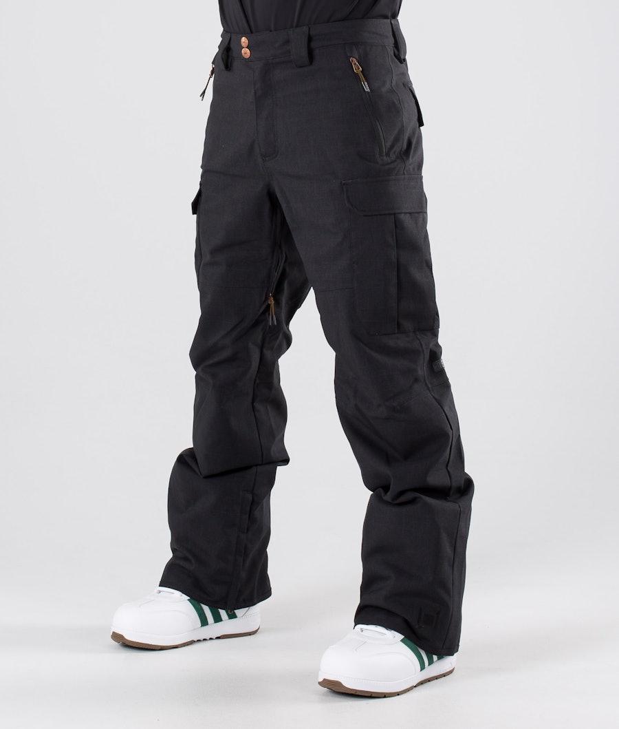 L1 Brigade Snowboard Pants Black