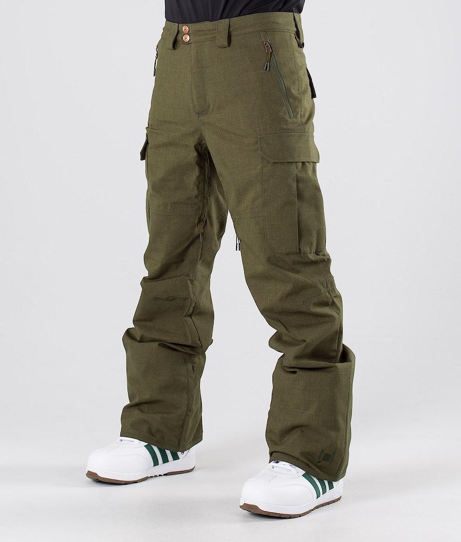 L1 Brigade Pantaloni da snowboard Military