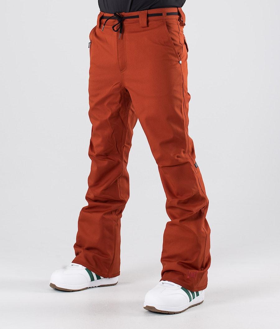 L1 Thunder Snowboard Pants Rust
