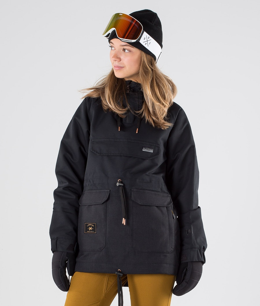 L1 Prowler Snowboard Jacket Black