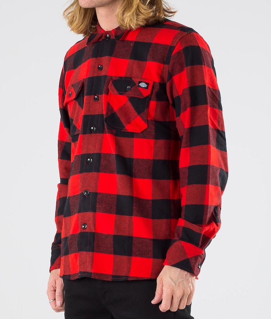 Dickies Sacramento Shirt Red