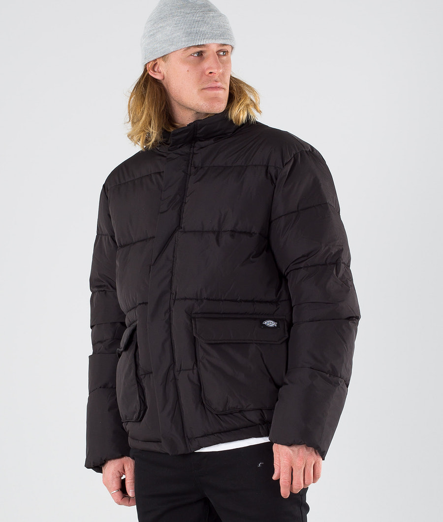 Dickies Olaton Jakke Black