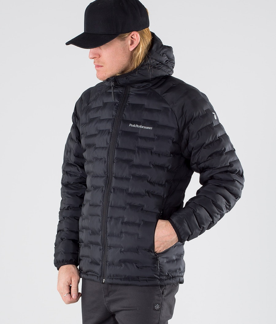 Peak Performance Argon Light Jacke Black