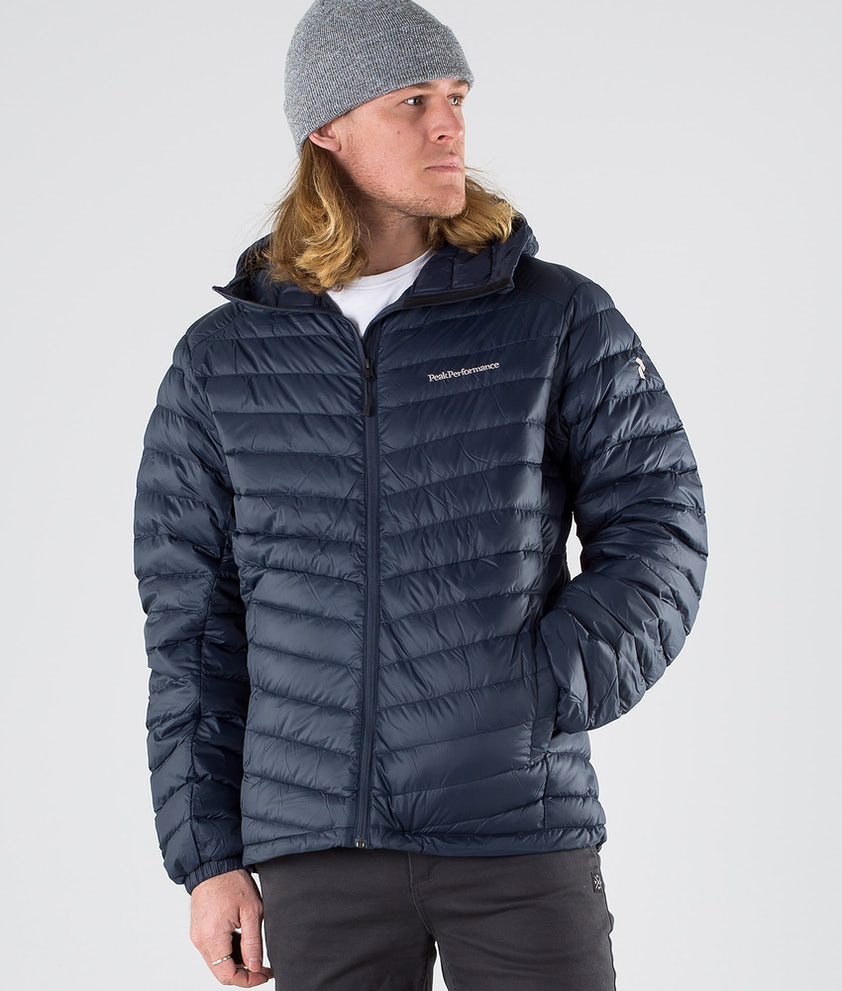 Peak Performance Frost Down Jakke Blue Shadow