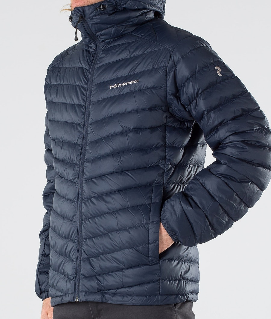 Peak Performance Frost Down Takki Blue Shadow