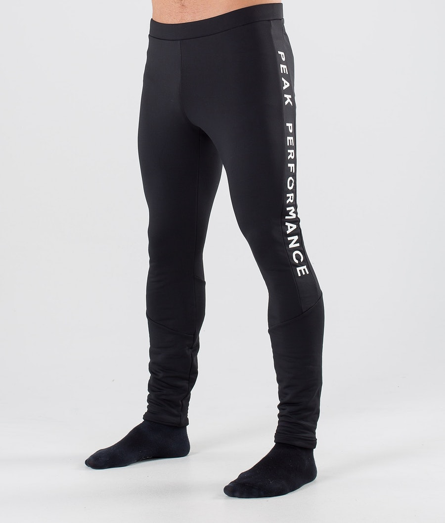 Peak Performance Rider Longs Leggings Black