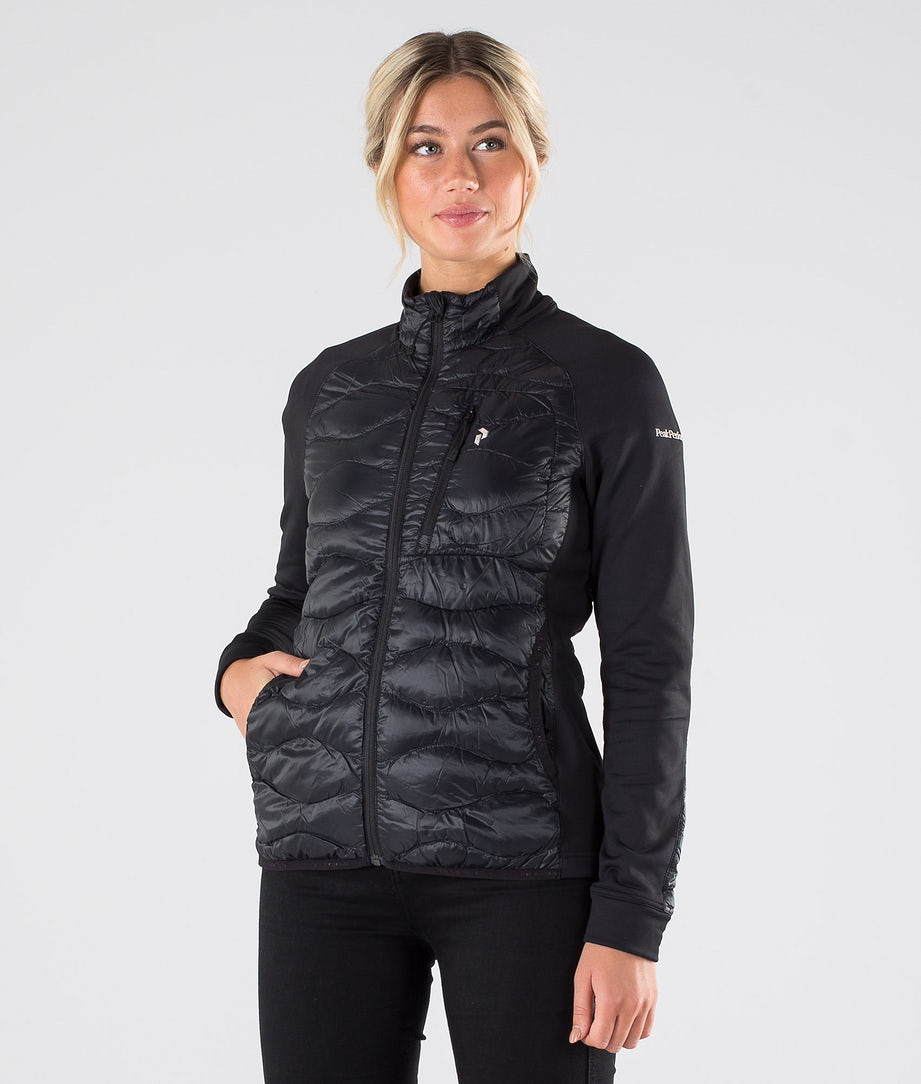 Peak Performance Helium Hyb Jacket Black