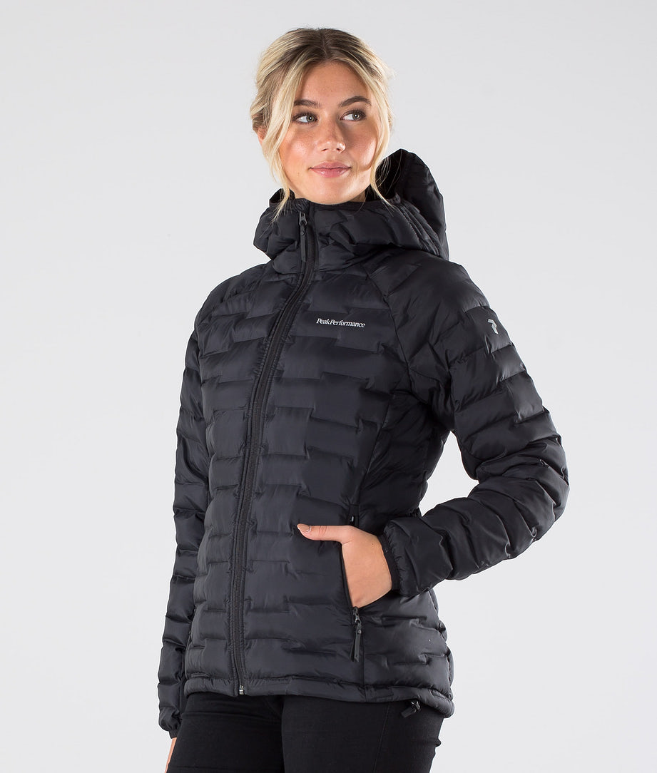 Peak Performance Argon Light Jacket Black