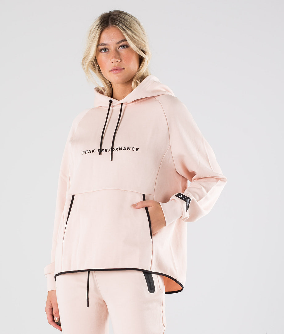 Peak Performance Tech Hoodie Fairy Dust